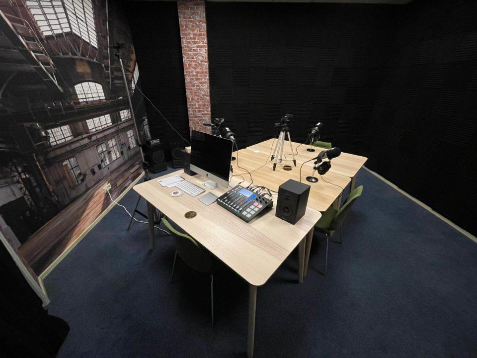 De Podcast Fabriek
